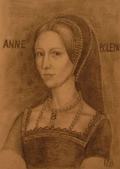 the second Anne Boleyn SW Enrique Viii, Wives Of Henry Viii, Wars Of The Roses, Elizabeth I, Queen Of England, Tudor History, Anne Boleyn, Many Faces, User Profile