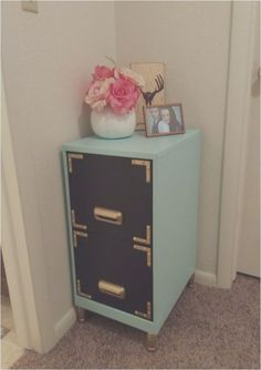 Classy Fire File Cabinet Sense - Fire File Cabinet 38 Remarkable Pink Filing Cabinet by . Office File Cabinets, Diy File Cabinet, Filing Cabinet Organization, Cabinet Ideas, Furniture Projects, Furniture Makeover, Diy Furniture, Furniture Design, Diy Projects