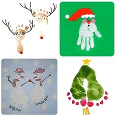 Christmas Craft Ideas for Kids This Holiday Season Christmas Crafts with hands and feet! Love hands and feet crafts! ✋Christmas Crafts with hands and feet! Love hands and feet crafts! Christmas Baby, Christmas Crafts To Make, Christmas Decorations, Christmas Ornaments, Christmas Handprint Crafts, Xmas Cards, Christmas Card Ideas With Kids, Christmas Cards Handmade Kids, Childrens Christmas Crafts