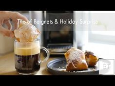 There's nothing that quite captures the feel good moment between you, a great cup of coffee, and a straight-out-of-the-fryer crispy beignet... Add chocolate,...