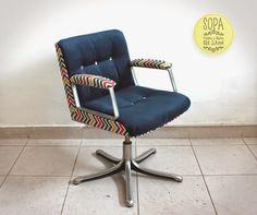 Silla de escritorio George Deco, Decor, Furniture, Office, Chair, Home, Office Chair, Home Decor