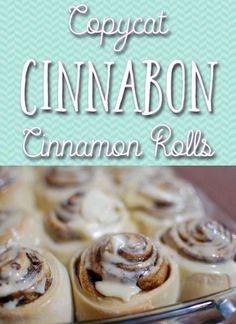 Copycat Cinnabon Recipe | eBay