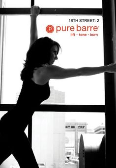 Pure Barre.  You'll be incredibly sore, but it's the ultimate workout for achieving the dancer's body.