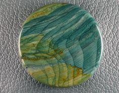 NAC Designer Natural Gemstone Cabochon Petrified Bog Wood Larsonite