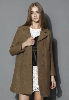 Want this coat?