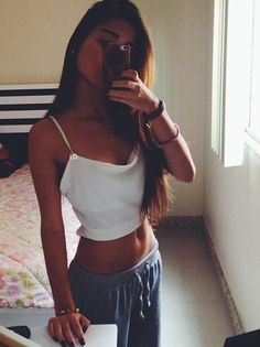 Lounge lazy days. Cute outfit. Teen fashion.