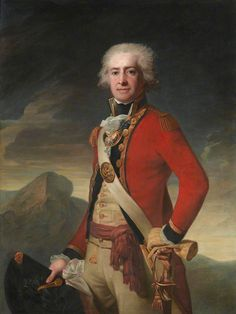 Captain and Lieutenant-Colonel Francis Richardson, First Regiment of Foot Guards