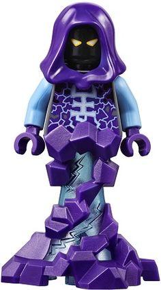 Lego Nexo Knight & # s Rogul- Lego Ninjago, Minifigura Lego, All Lego, Lego War, Lego Custom Minifigures, Lego Minifigs, Lego Wallpaper, Lego Halloween, Lego Knights