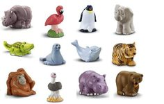 Fisher Price Little People Zoo Talkers Animals ~ SET OF 12 Little People http://www.amazon.com/dp/B0087A1E0U/ref=cm_sw_r_pi_dp_ivU0tb11107G7S4A