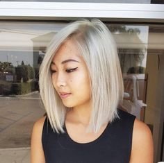 Here's Why All Your Asian Girlfriends Are Going Blond