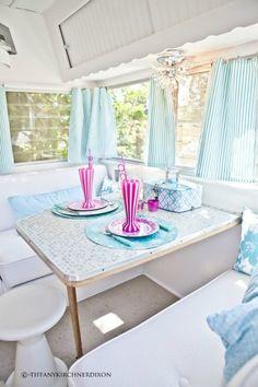 cotton candy camper