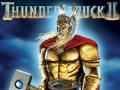 Thunderstruck 2 Slot Machine: For The Norse Gods! Viking Age, Slot Machine, 2 In, Thor, Iron Man, Superhero, Fictional Characters, Meet, Website