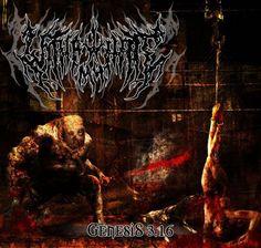 With All My Hate - Genesis 316 (EP) [2013], Brutal Death Metal