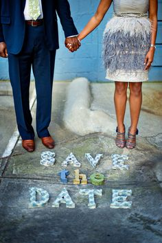 Could do this with our wedding date