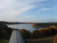 le Lac de Vassivière, mon Canada Limousin...
