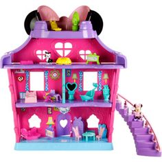 Fisher-Price Disney Minnie Mouse Magical Bow Sweet Home