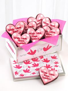 Biscuiteers Personalised Love Heart Biscuits at Interflora Personalised Love Hearts, Tesco Groceries, Order Flowers Online, Personalized Wedding Favors, Local Florist, Flower Delivery, Party Cakes, Nom Nom, Biscuits