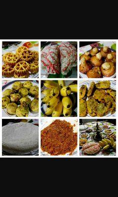 Sinhalese festival items