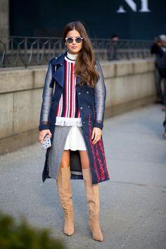 Feliz viernes!!! Sin duda esta semana todas las amantesde la moda hemos centrado nuestra atención en la Semana de Moda de Nueva York, no sólo en las nuevas colecciones, que verdaderamente algunas ...