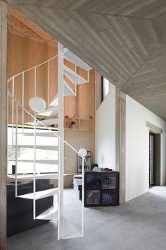 woning boW te Wondelgem / BLAF Architecten