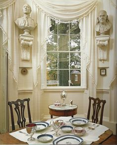 Thomas Jefferson's Tea Room at Monticello | Content in a Cottage