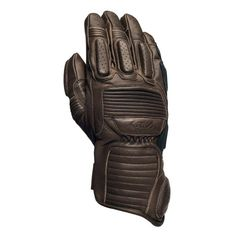 Roland Sands Ace Gloves - Tobacco | Motorcycle Gloves | FREE UK delivery - The Cafe Racer