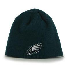 Philadelphia Eagles Beanie Pacific Green 47 Brand Hat ee5ad0b9825c