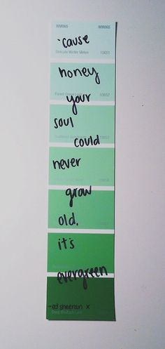 Thinking Out Loud - Ed Sheeran I love when paint pallets are used for other things!