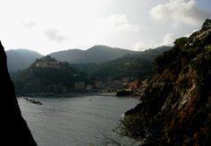 Ben çektim sanıyordum Nilay çekmiş. :( (Cinque Terre)