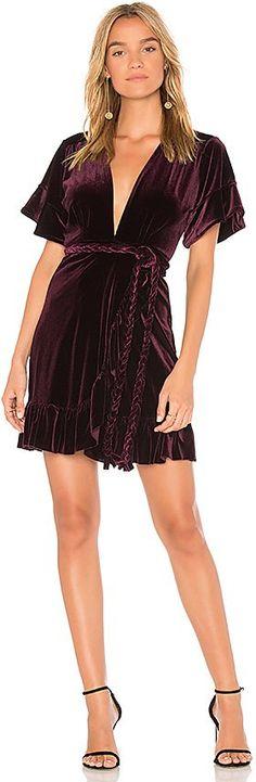 Meghan's Exact Dress   Meghan Markle Club Monaco Velvet Dress   POPSUGAR Fashion Photo 2