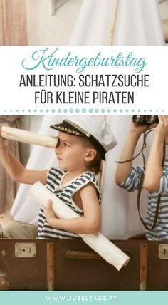 Mit Kindern ist feiern besonderes schön. Besonders mit dieser Checkliste und Anleitung für die perfekte Schatzsuche und andere Ideen um lustige Spiele für Kindergeburtstage und Co. zu planen.