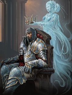 Mythic Sovereign by BenWootten.deviantart.com on @DeviantArt