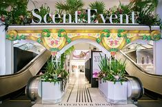 RPG - Retail Displays & Retail Design Designs & Builds #ScentEvent for #Macys #HeraldSquare #Flagship #RetailDisplays #RetailDesign #Fragrance #BrandExperience