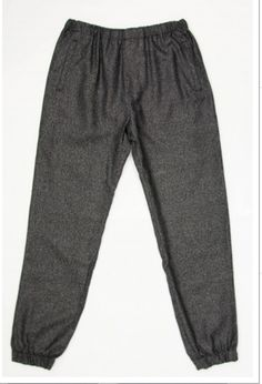 A D DEERTZ Ash Pants available from Temporary Showroom