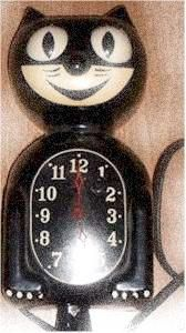 The classic Kit-Cat clock has been made in the USA since 1932!