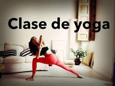Practica de Yoga sencilla / Clase de yoga - YouTube