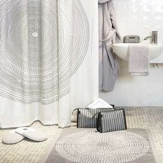 Marimekko for the Bathroom | Apartment Therapy