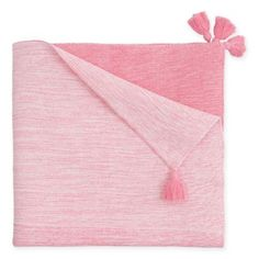 Keeping your little one cozy just got easier with the charming look of the Ombre Knit Blanket from Elegant Baby. It's durable cotton construction is soft to the touch, while the stylish ombre design and tassel trim will visually delight your baby. Free shipping on orders over $29. We are here to stay.