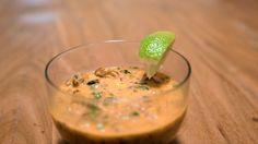 Caldinho de sururu: receita da bela gil para o bela cozinha (Foto: Reproduo/GNT)