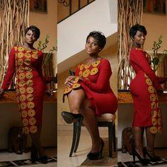 Stunning   @detailsbyneyomi #ankarastyles #ankarafashion http://ift.tt/1Yb28Dt