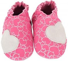 Robeez Soft Soles Modern Heart - New for spring 2013!