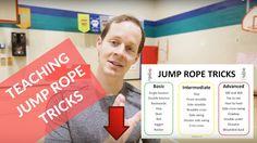 How to Teach Jump Rope Tricks in PE |Basic, Interm…