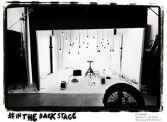 #backstage FW12/13 @Milan