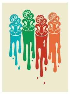 Drippy Tiki by Greg Straight for Sale - New Zealand Art Prints