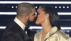 Rihanna And Drake Have Matching Shark Tattoos, So Love Is Real - Huffington Post Black Couples Goals, Cute Couples Goals, Couple Goals, Jay Z, Rihanna Y Drake, Leo Season Memes, Cute Celebrities, Celebs, Mtv