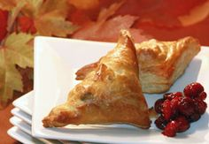 Recipe: Savory Turnovers with Chard, Apples and Hazelnuts | PCC Natural Markets
