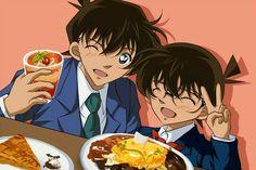 Conan, Kudo Shinichi, Magic Kaito, Detective, Marvel, Anime, Image, Sherlock, Fans