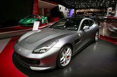 Ferrari GTC4 Lusso T #MondialAuto