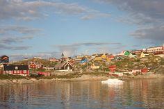 Sommer in Grönland - Ilulissat
