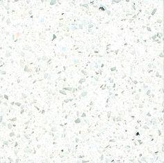 Sparkling White Quartz Countertop With Mirror Flecks Got